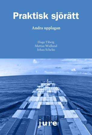 Praktisk sjörätt av Hugo Tiberg